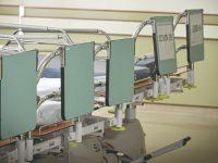 Sistema de esterilização de ar vai ser doado ao CHUC