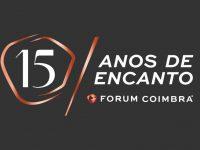 Forum Coimbra abriu as portas pela primeira vez há 15 anos