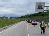 Menos 1/4 de acidentes, mortos e feridos de sinistralidade rodoviária nas áreas urbanas