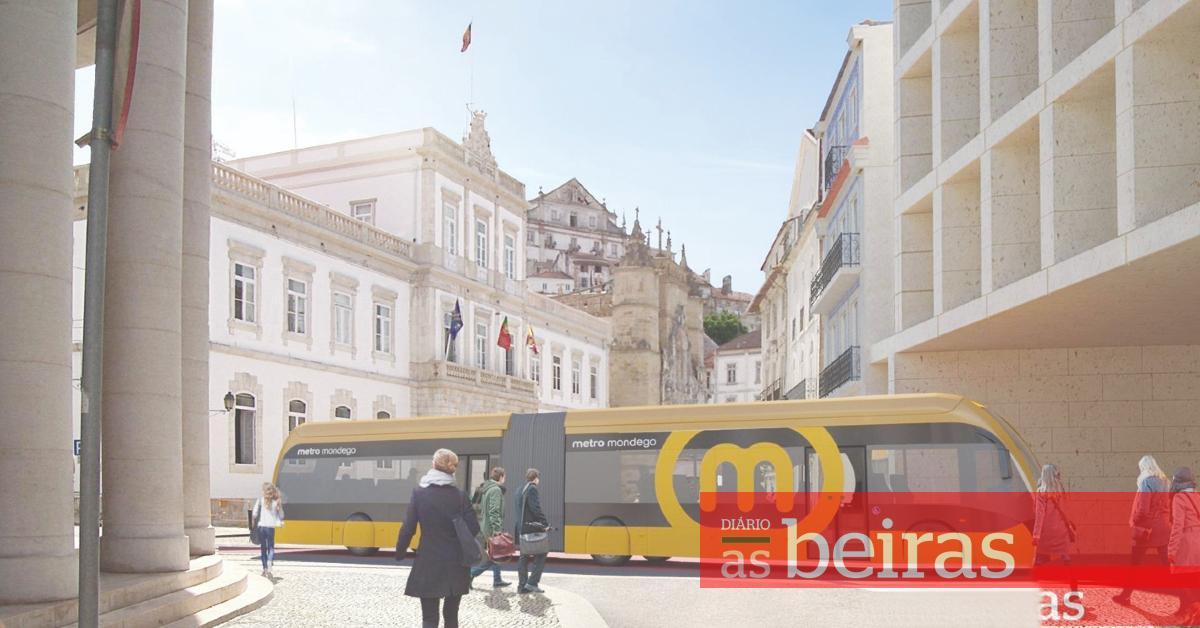 Governo dá luz verde a veículos para Metro em Coimbra