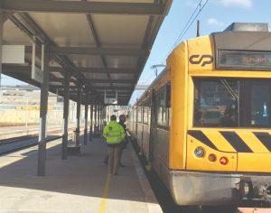 Figueira da Foz: Linha ferroviária Figueira/Coimbra deverá ser duplicada