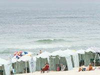 Agência do Ambiente fixou lotação máxima para cada praia