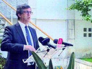 Jorge Conde apresenta recandidatura ao Instituto Politécnico de Coimbra