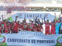 Campeonato de Portugal:  Trofense tinha no banco a chave para a conquista