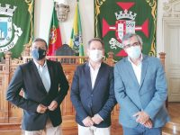 Assinado contrato para obras na Escola Cristina Torres
