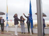 Bandeira Azul hasteada pela 31.ª vez consecutiva na Praia da Tocha