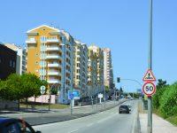 Câmara de Coimbra quer alterar circulação e estacionamento na Avenida Elísio de Moura