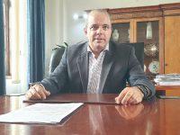 dr- Raul Almeida, presidente da Câmara Municipal de Mira