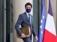 Foto-: AFP / Thomas Samson - Porta-voz do Governo francês, Gabriel Attal,
