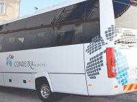 Alargamento de passe gratuito aos estudantes do Secundário em Condeixa-a-Nova