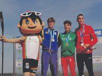 Pedro Casinha campeão mundial de canoagem em Montemor-o-Velho