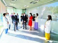 Hospitalização domiciliária já cobre toda a região Centro