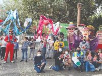 Gigantones pelas ruas e teatro internacional até domingo na Lousã