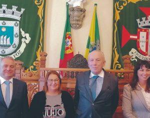 DB-J.A. - Manuel Domingues, Olga Brás, Pedro Santana Lopes e Anabela Tabaçó governam sem maioria absoluta