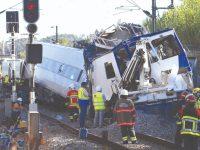 dr-Acidente ferroviário de julho de 2020 provocou dois mortos