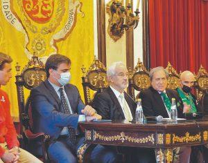 DR-Nuno Gomes, Ricardo Nunes, José Manuel Silva, Carlos Amado da Silva, Patrice Lagisquet e Carlos Lopes