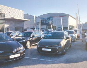 Caetano Auto promove Toyota Market em Coimbra