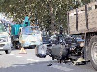 Vários acidentes  em Coimbra  complicaram ontem o trânsito